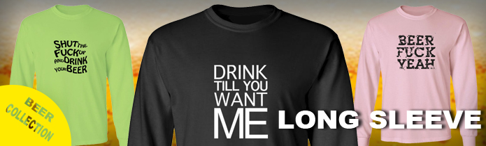 Beer/Drinking Long Sleeve T-Shirts