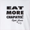 Eat More Chapatis!Eight Limbs by KPJ Long Sleeve T-Shirt