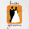 Bride and Groom Wedding T Shirt