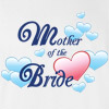 Mother of the Bride Wedding T Shirt 3