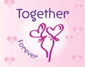 Personalized Lip Balm Favors- Together Forever