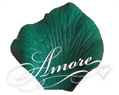 Jade Green Silk Rose Petals Wedding 200