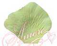 Key Lime Green Silk Rose Petals Wedding Bulk 10000