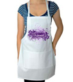 Bridesmaid Wedding Apron