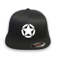 JEEP ARMY  Logo Flex-Fit Style Hat