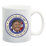 Donald J.Trump USA 45th Presidential Inauguration Mug