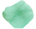 Pool Green Aqua Silk Rose Petals Wedding 4000