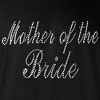 Mother of the Bride Rhinestones Wedding Tank Top