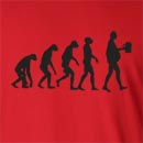 Evolution Beer Long Sleeve T-Shirt