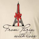 From Paris, With Love Long Sleeve T-Shirt