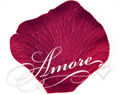 Chambord Silk Rose Petals Wedding 200