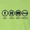 Bad Good Great Perfect Life - Jeep Long Sleeve T-Shirt