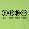 Bad Good Great Perfect Life - Mazda Long Sleeve T-Shirt