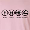 Bad Good Great Perfect Life - Lexus  Long Sleeve T-Shirt