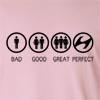Bad Good Great Perfect Life - Hyundai  Long Sleeve T-Shirt
