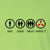 Bad Good Great Perfect Life - Mitsubishi  Long Sleeve T-Shirt