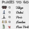 Places To Go New York T-Shirt