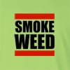 Smoke Weed Long Sleeve T-Shirt