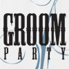 Groom Party Wedding T Shirt