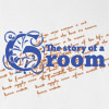 The Story of a Groom Wedding T Shirt