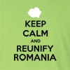 Keep Calm And Reunify Long Sleeve T-Shirt