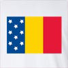 Romania Star Long Sleeve T-Shirt
